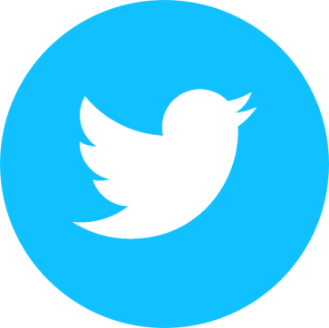 An image of the twitter logo