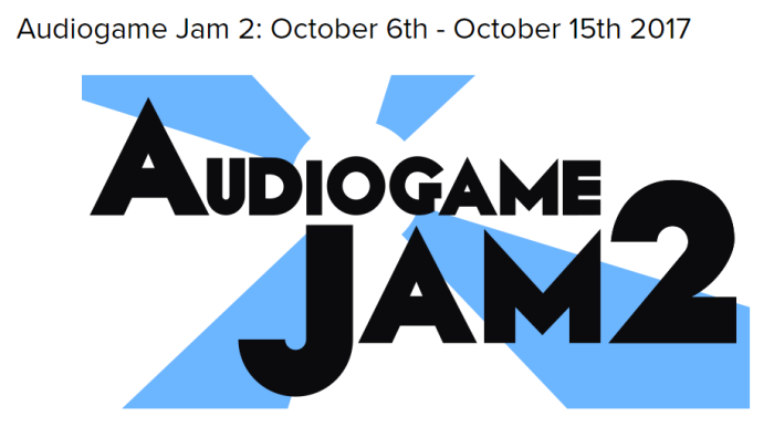 Audiogame Jam 2 – In Support Of RNIB
